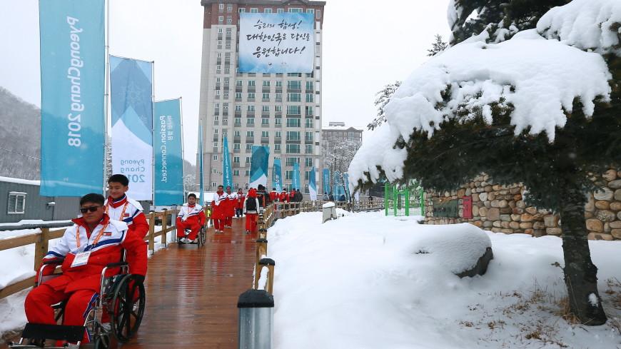 На открытии Паралимпиады российские атлеты выйдут между КНР и Чехией
