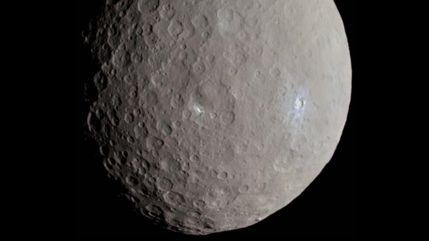 В NASA рассказали о живой и активной Церере