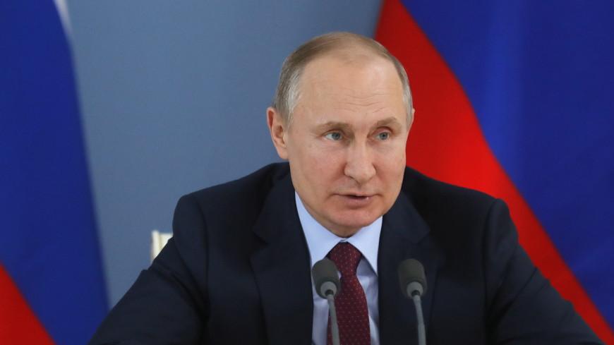 Это не кулаками стучать: Путин рассказал о своем понимании силы