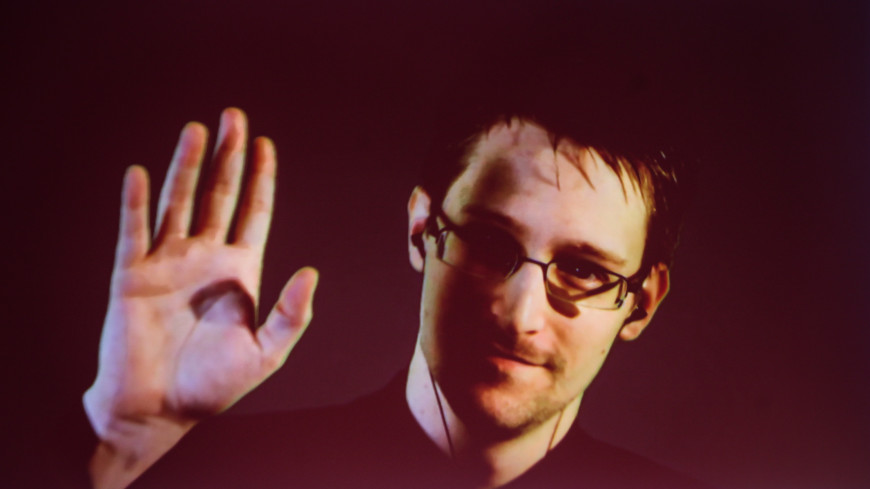 Сноуден напомнил новой главе ЦРУ об опасности ареста в Европе