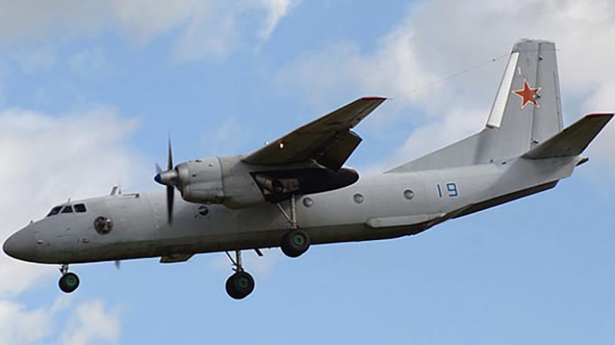 Минобороны России: Ан-26 разбился на Хмеймиме, 32 погибших