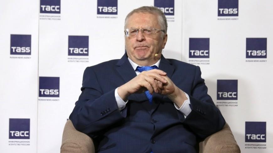 ЦИК: Жириновский на выборах президента набрал 5,65% голосов