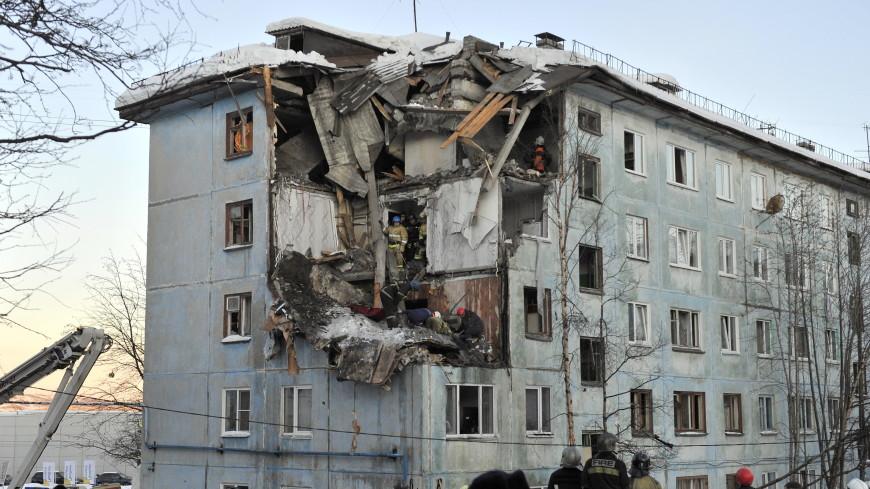Взрыв в Мурманске: число жертв возросло до трех