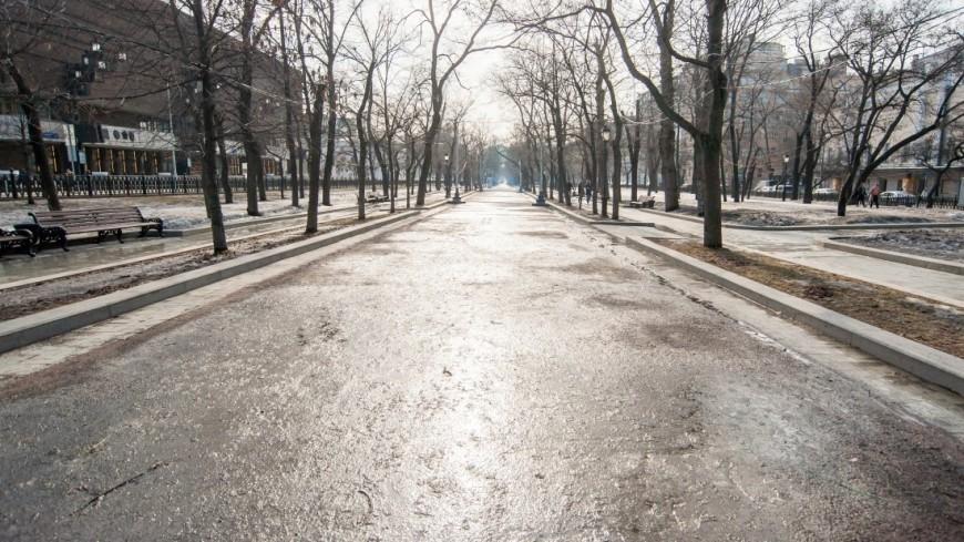 Варакин: С понедельника в Москву придет весна