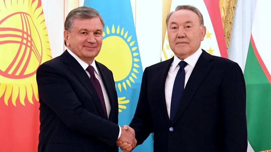 Назарбаев отметил роль Мирзиеева в укреплении отношений между странами