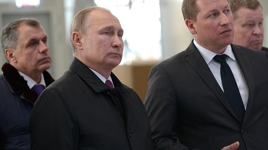 Путин: Автопарк Севастополя будет обновляться