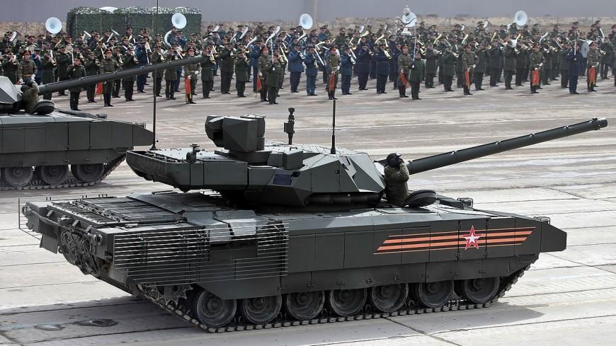 Названа пятерка сильнейших армий будущего