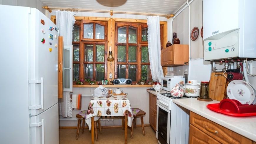 Москвичи стали покупать квартиры меньшей площади