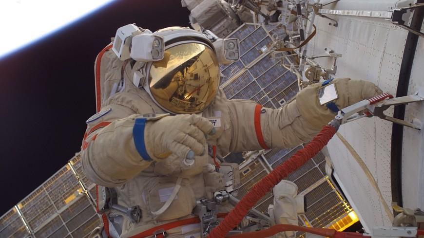Российские космонавты выйдут в открытый космос в новых скафандрах