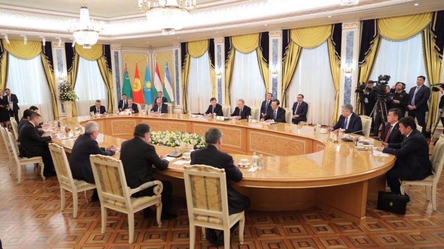 Страны Центральной Азии получили новый импульс сотрудничества