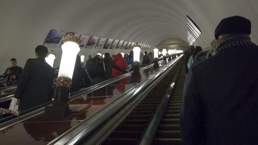 Метро Москвы перешло на усиленный режим работы из-за снегопада