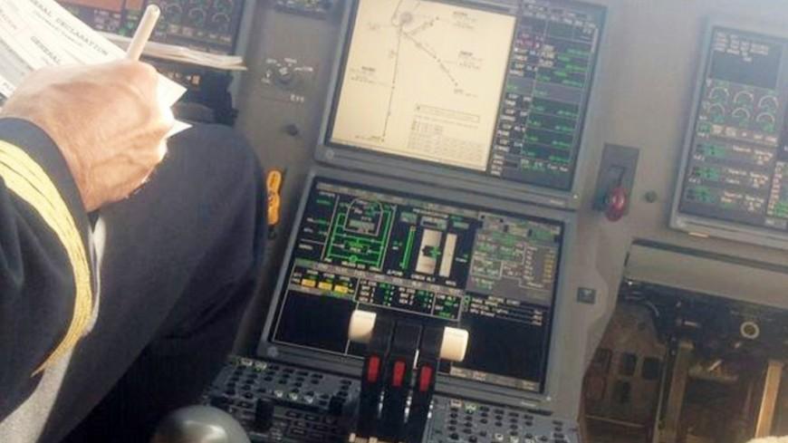 "Фото: Елена Карташова, ""«МИР 24»"":http://mir24.tv/, экипаж, пилот, кабина пилота"