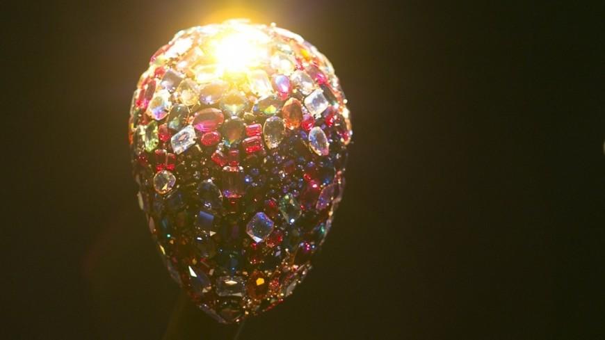 Сокровища Алмазного фонда воссоздали в голограммах