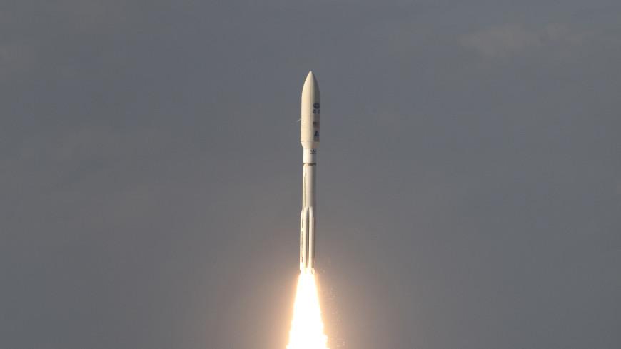 В США запустили ракету Atlas V с метеоспутником