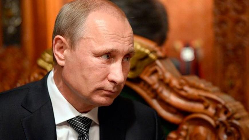 Путин рассказал о подготовке по линии нелегальной разведки