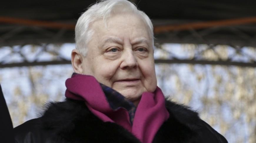 Олега Табакова посмертно наградили призом ММКФ