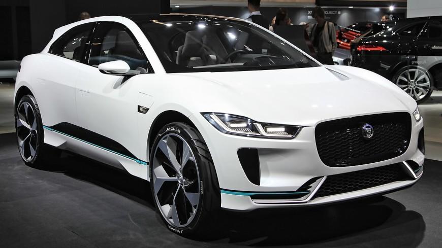 Стали известны характеристики новейшего Jaguar I-Pace