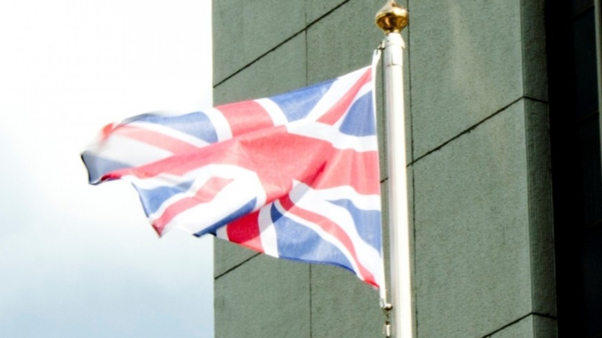 """Фото: Елена Андреева, """"«Мир24»"""":http://mir24.tv/, флаг великобритании"""