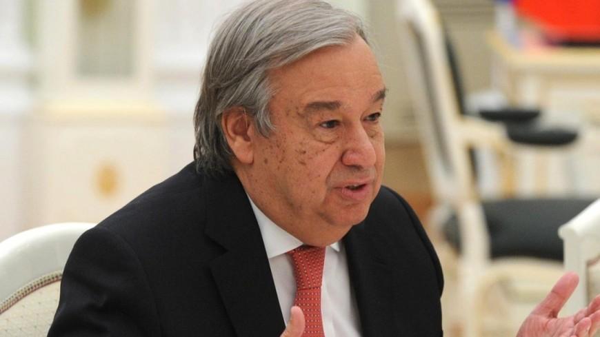 Генсек ООН призвал расследовать гибель людей в секторе Газа