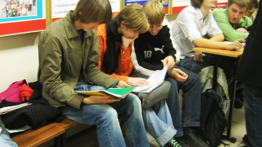 "Фото: Елизавета Шагалова, ""«Мир24»"":http://mir24.tv/, студенты"
