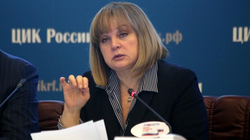 Глава ЦИК не увидела проблем в послании Путина Федеральному собранию
