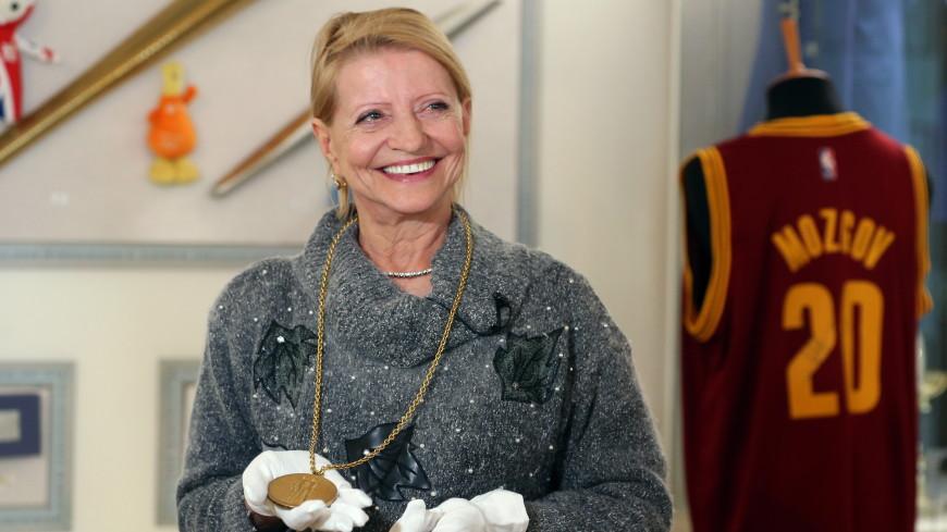 Музей не вернул Ольге Корбут украденную 46 лет назад медаль