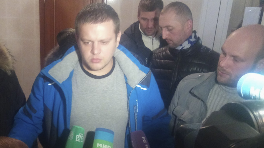 Организатор митинга в Кемерове Игорь Востриков: Мне уже терять нечего
