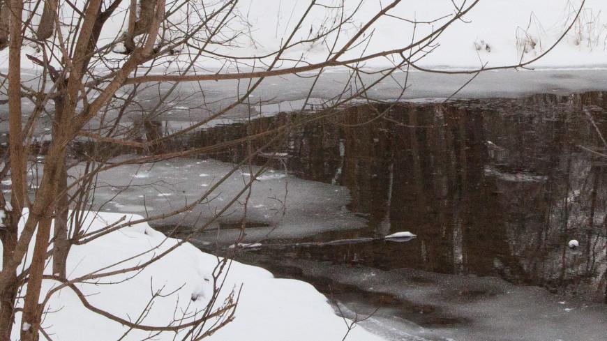 В окрестностях Уссурийска образовалось озеро из нечистот