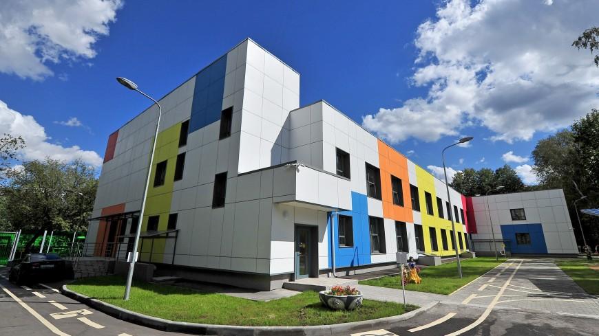 За два года в России построят 729 новых детских садов