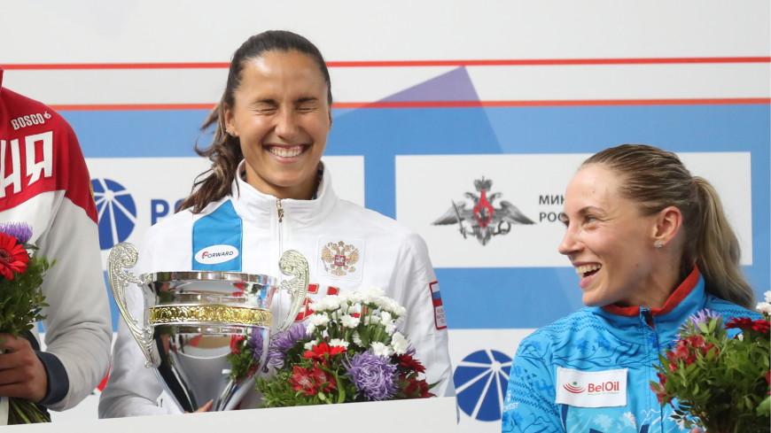 Этап Кубка мира по современному пятиборью в США выиграла россиянка