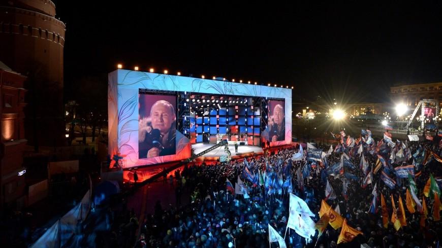 Поддержка Путина в Москве за шесть лет выросла в полтора раза