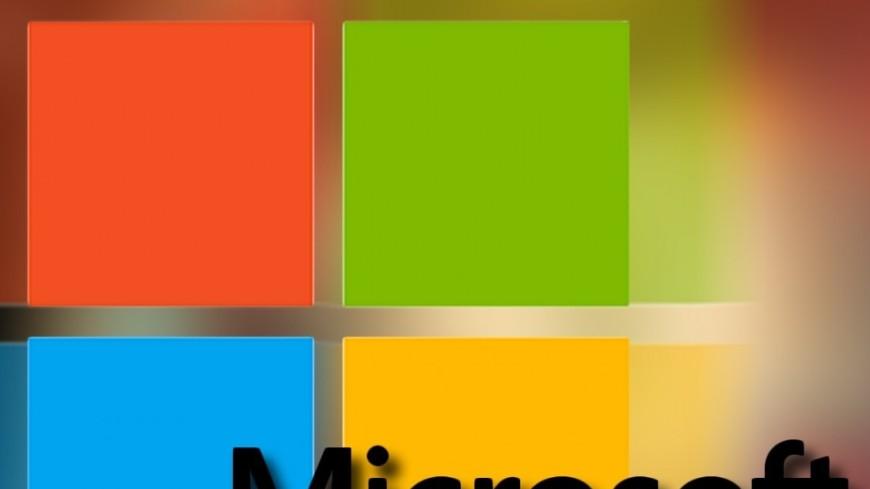 "Фото: Елена Андреева, ""«Мир 24»"":http://mir24.tv/, логотипы, microsoft, майкрософт"