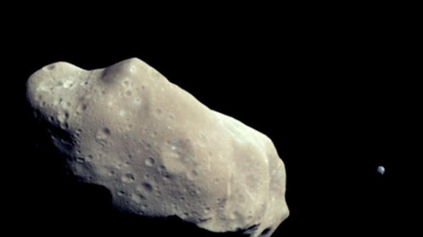 "Фото: ""NASA"":http://www.nasa.gov/, астероид, космос"