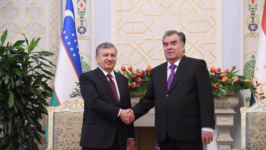 Рахмон: Переговоры с Мирзиеевым – начало нового исторического этапа