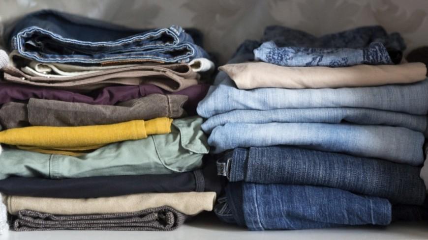 Женщина украла джинсы у жены своего любовника