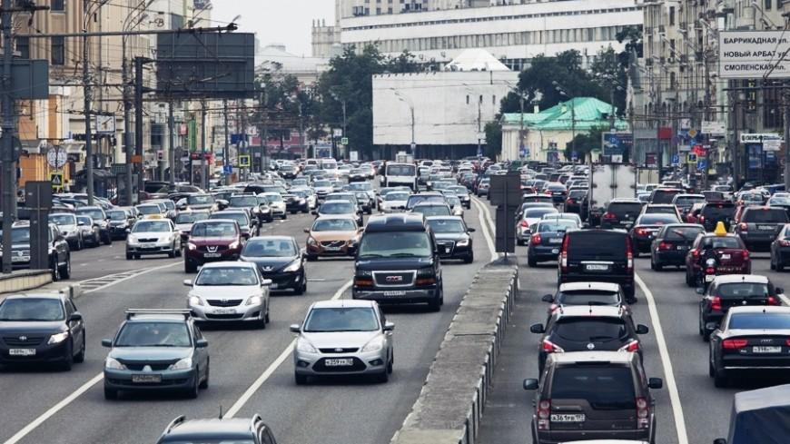 Московские власти поставят эксперимент над водителями
