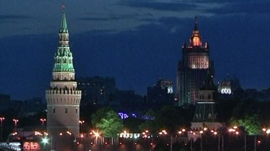 В рамках акции «Час Земли» отключат подсветку Кремля