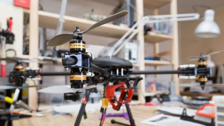 Московские инженеры презентовали дронов-спасателей
