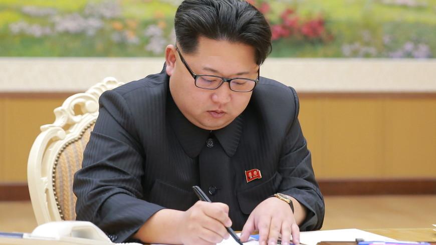 Ким Чен Ын заявил о готовности разработать план денуклеаризации