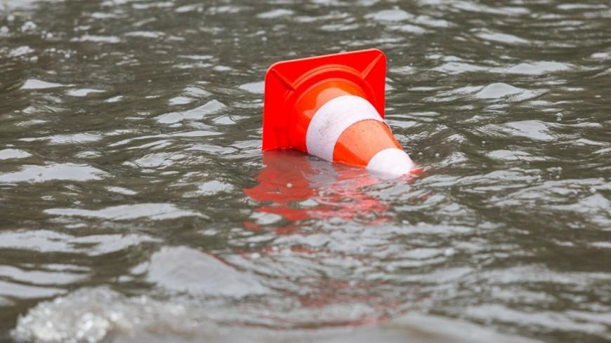 На Алтае в одном из районов введен режим ЧС из-за паводка