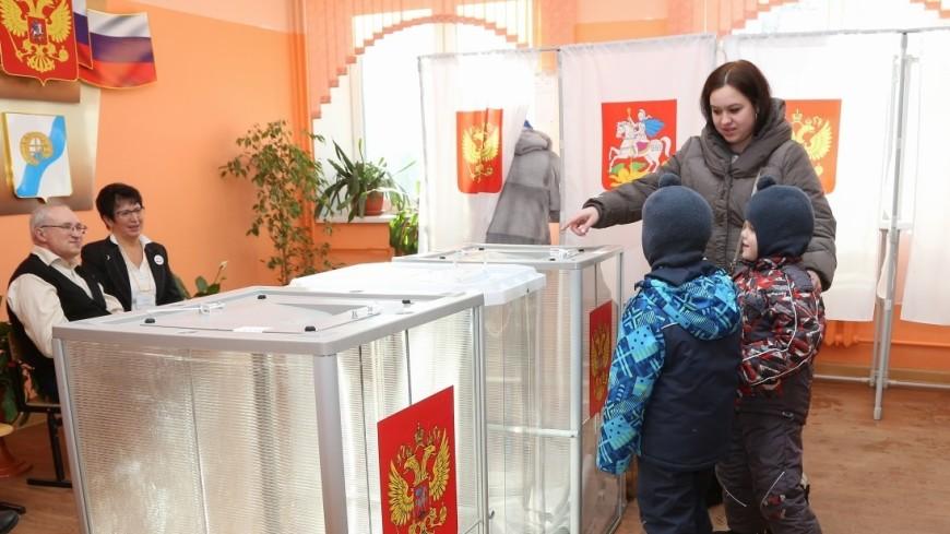 ЦИК: Явка избирателей превысила показатели выборов 2012 года