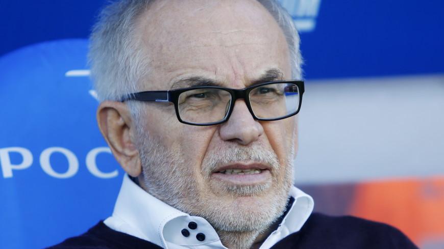 Главный тренер пермского «Амкара» Гаджиев ушел в отставку