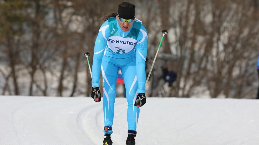 Казахстан завоевал историческое золото на Паралимпиаде