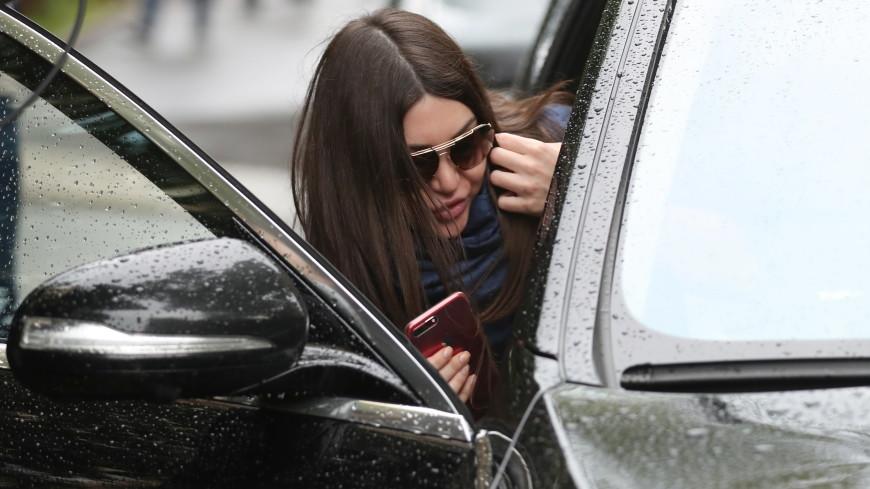 Мару Багдасарян снова поймали за рулем в Москве