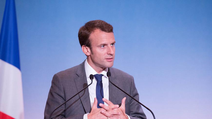 Макрон ввел во Франции обязательное дошкольное образование