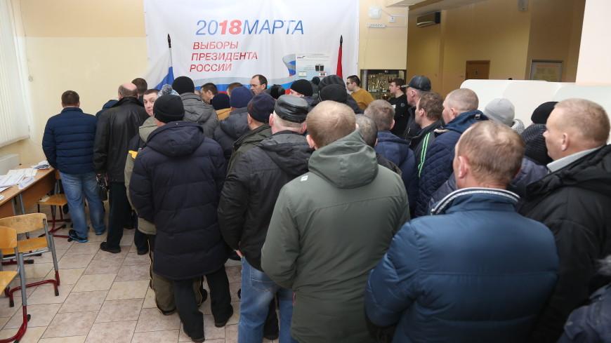 Явка на выборах президента РФ за рубежом названа беспрецедентной
