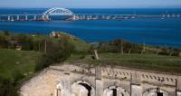 Более тысячи машин проехало по Крымскому мосту в первый час