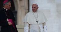 Папа римский призвал к прекращению насилия на Ближнем Востоке