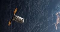 Грузовой корабль Cygnus успешно пристыковался к МКС