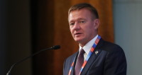 «Протопал ногами»: глава Росавтодора пробежал весь Крымский мост